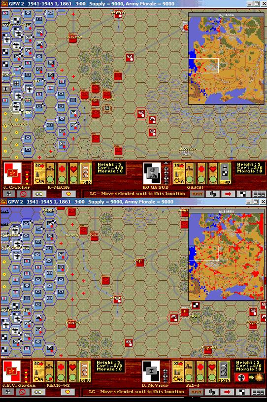"ADAPTATION INFORMATIQUE  DE ""THE GREAT PATRIOTIC WAR"" (JEU-MOD PC gratuit) File"